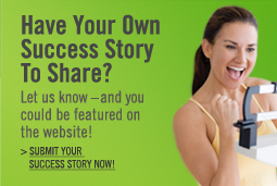 Have your own success story to tell?