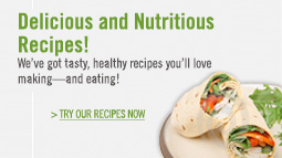 Delicious and Nutritious Recipes!